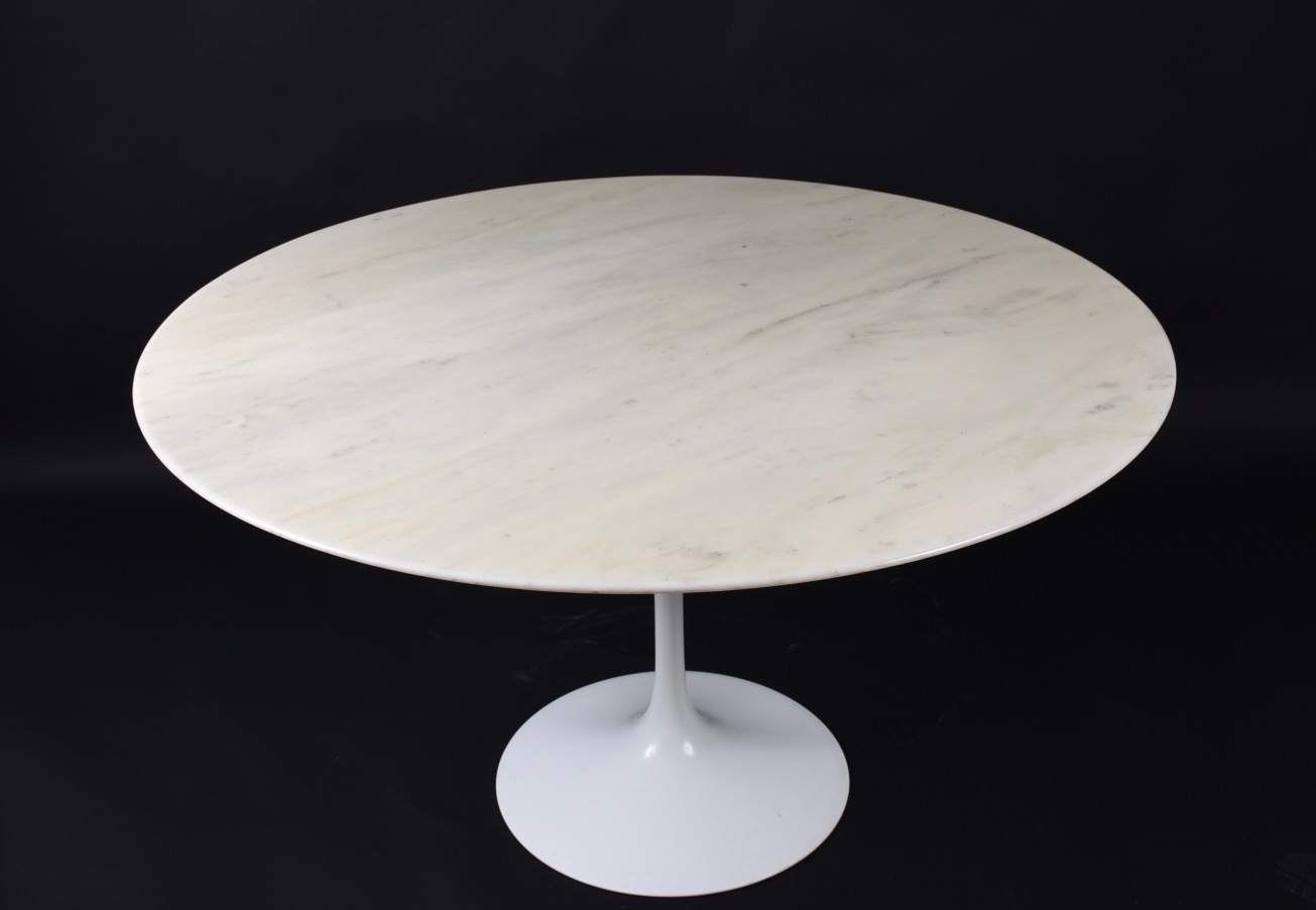 Tavolo Tulip Knoll Marmo : Eero saarinen 1910 1961 tavolo tulip by knoll international