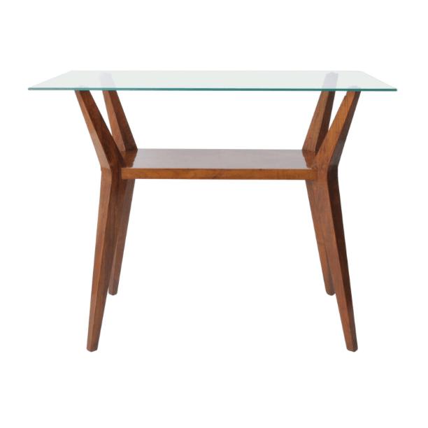 Cesare Lacca, Coffee Table Walnut Mid-Century Modern