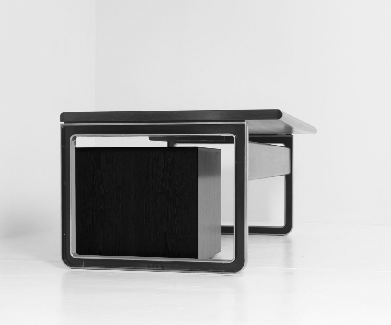 Desk Borsani Gerli Tecno T333